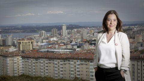 Inés Rey (PSOE)