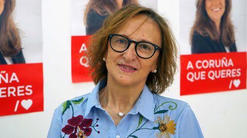 María Esther Dolores Fontán (PSOE)