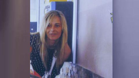 Ana Sandamil Novo es la madre de Desirée, de 7 años, que fue hallada muerta en su casa de Cospeito