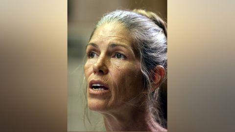 Leslie Van Houten, en una imagen de archivo