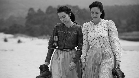 separadas.Greta Fernández (izquierda) y Natalia de Molina (derecha) son Marcela y Elisa en la película de Isabel Coixet