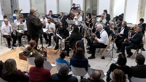 La Escola Municipal de Música actuará esta tarde