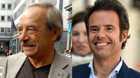Wenceslao López e Ignacio Cuesta