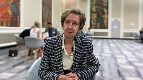 La bioquímica española, e introductora de la investigación de genética molecular en España, Margarita Salas