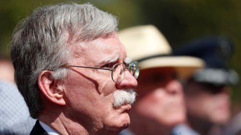 John Bolton, exasesor de Seguridad Nacional de Estados Unidos