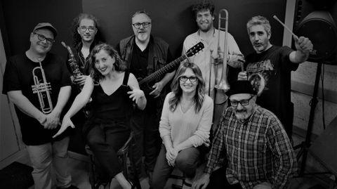 La banda lucense Man de Santo ofrece un concierto en el Clavicémbalo