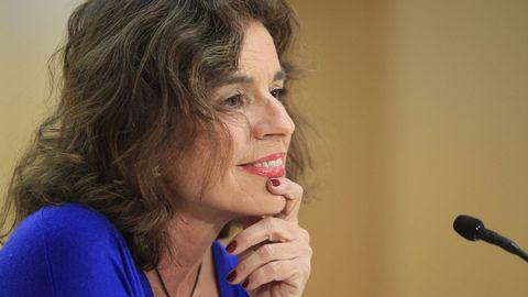 El Tribunal de Cuentas ha salvado a Ana Botella de la condena por la venta de pisos sociales a fondos buitre