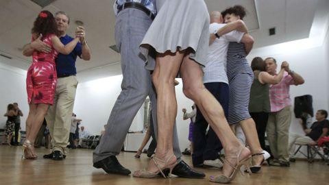Termina el Festival Internacional TangoLiber