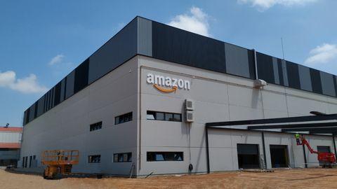 La nave de Amazon en Siero