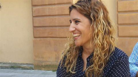Anabel Santiago, concejal de Somos