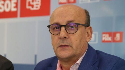 Adolfo Pérez (PSOE) es portavoz de Turismo y adjunto en Seguridad Vial