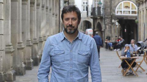 Antón Gómez-Reino (Unidas Podemos) ejercerá como portavoz en la comisión de Agricultura y Pesca