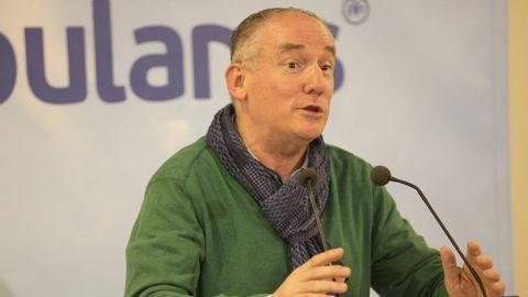 Miguel Lorenzo, senador por A Coruña, será vicepresidente en la de Justicia