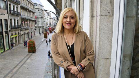 Elena Muñoz (PP) llevará la portavocía en el Senado de la de Hacienda