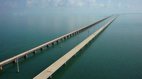 The Seven Miles Bridge