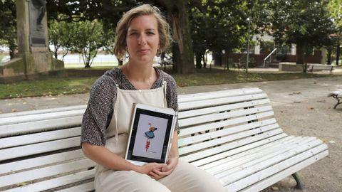 Blanca Vila ha realizado la ilustración para el merchandising de Las Meninas