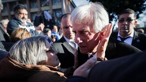 Tabaré Vázquez tiene previsto ingresar este jueves en un hospital privado de Montevideo