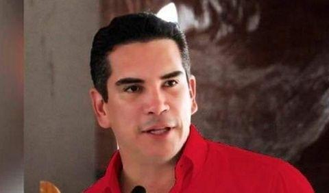 El mexicano Alejandro Moreno, presidente del PRI