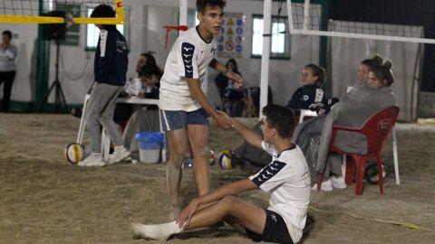 David López y Javier Loureiro