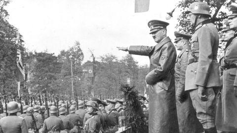 Mañana domingo se cumplen 80 años de la invasión de Polonia, ordenada por Hitler, y que supuso el comienzo de la II Guerra Mundial