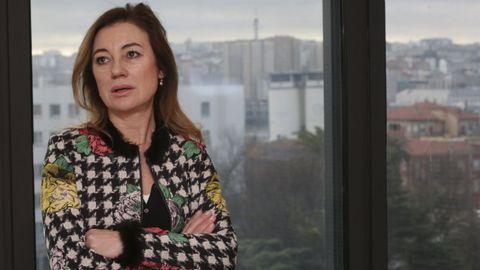 Fue nombrada Conselleira de Facenda en la primera legislatura de la era Feijoo y cesada tres años más tarde. Ocupó entonces la Secretaría de Estado de Presupuestos y Gastos durante el Gobierno de Mariano Rajoy. Ahora es consultora