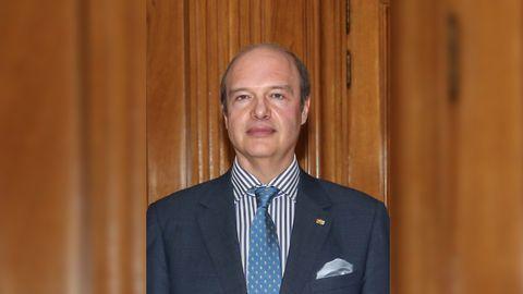 Rafael Feria es el director del Museo Casa de la Moneda