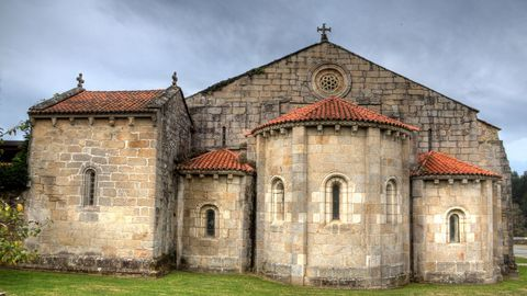 Monasterio de San Salvador de Bergono