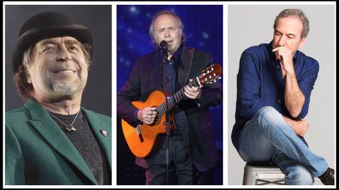 Sabina, Serrat y Perales, entre los músicos que desconfían de la SGAE y solicitaron dejarla el 1 de enero del 2020