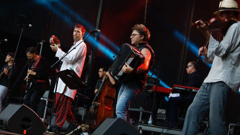 La Banda Crebinsky actuará en el Clavicémbalo