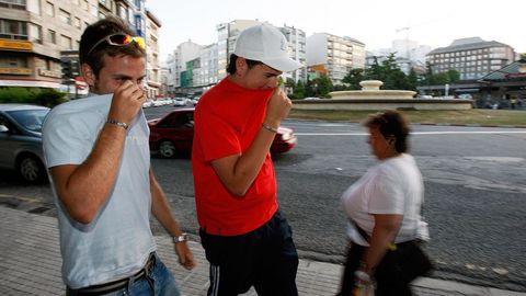 Se llama contaminación odorífera a la causada por los malores olores