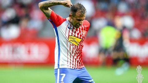 Aitor, Real Sporting de Gijón