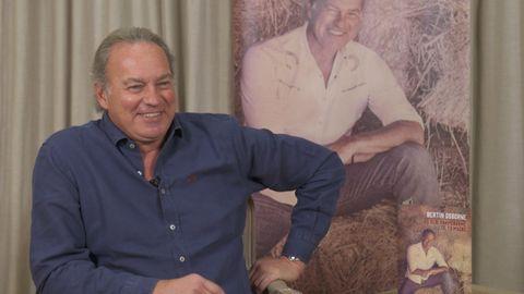 El cantante y presentador de televisión Bertín Osborne