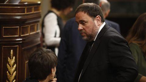 El Tribunal Supremo ha condenado a 13 años de cárcel a Oriol Junqueras  por sedición en concurso medial con malversación
