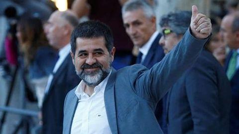 El expresidente de la ANC, Jordi Sánchez, ha sido condenado a 9 años de prisión y 9 años de inhabilitación absoluta por un delito de sedición.