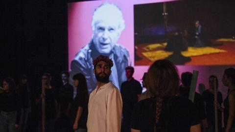Homenaje a Peter Brook, en Oviedo
