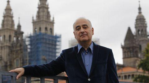 Maximino Zumalave dirige la Real Filharmonía de Galicia