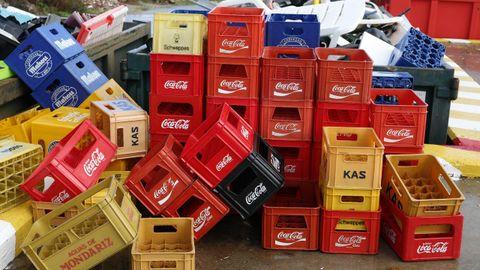 Cajas de plástico duro