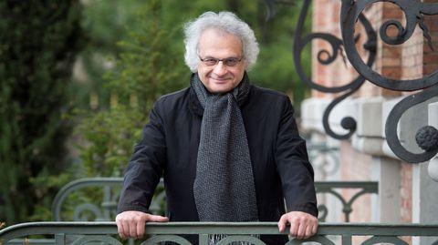 El escritor libanés Amin Maalouf, Premio Príncipe de Asturias de las Letras 2010