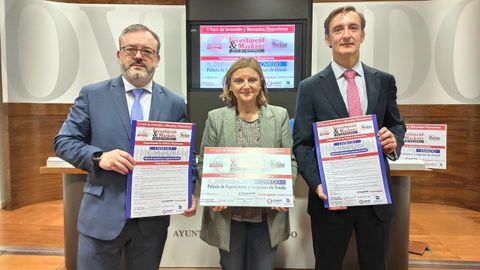Presentación de Oviedo como sede de Investment and Markets