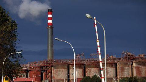 Alcoa recibirá algo más de 25 millones en ayudas por emisiones de CO2 para su complejo de A Mariña