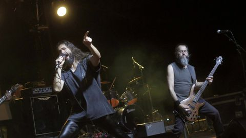 Malasombra ofrece un concierto en el Club Clavicembalo
