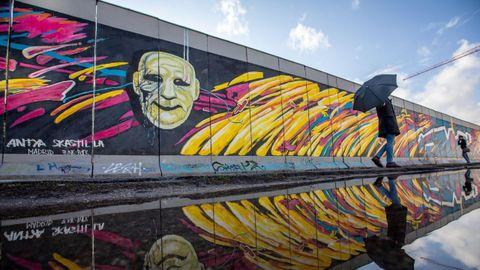 Berlín se prepara para celebrar los 30 años de la caída del muro el 9 de noviembre