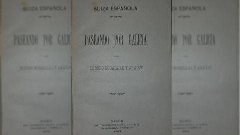 «Paseando por Galicia», de Isidoro Bugallal