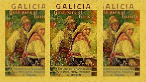 «Guía para el turista», realizada por la Asociación de Hoteleros y Fondistas de Galicia en 1917