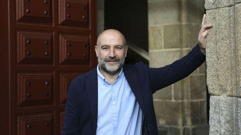 Nestor Rego. Número 1 del BNG por la provincia de A Coruña