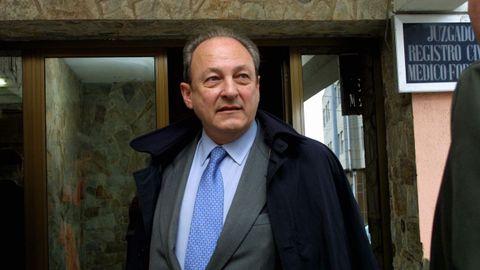 López Sors era entonces Director de la Marina Mercante
