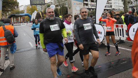 Miles de atletas recorrieron las calles de Ourense en la clásica atlética de otoño Miles de atletas recorrieron las calles de Ourense en la clásica atlética de otoño Miles de atletas recorrieron las calles de Ourense
