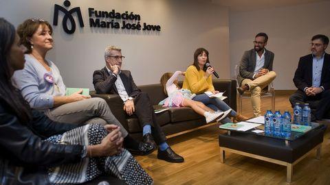Día del Niño Prematuro en la Fundación María José Jove