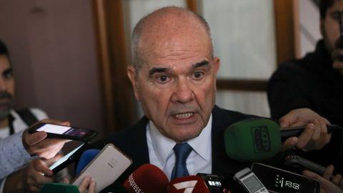 El expresidente Manuel Chaves, inhabilitado a 9 años por delito continuado de prevaricación