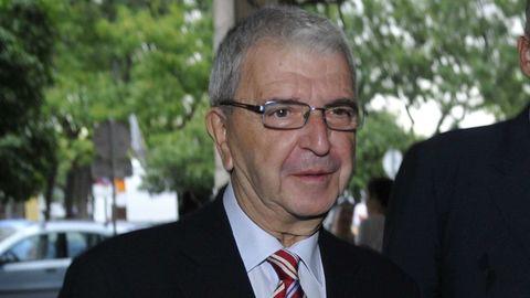José Salgueiro, exviceconsejero de Economía y expresidente de Renfe, condenado a 9 años de inhabilitación por delito continuado de prevaricación
